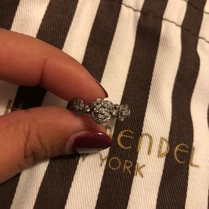 Henri Bendel rose ring